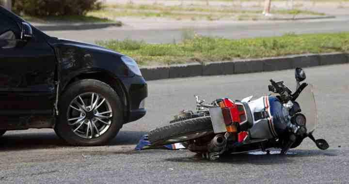 SAN JOSE, CA - Motorcyclist Hospitalized in Crash on 280 Freeway near Highway 87