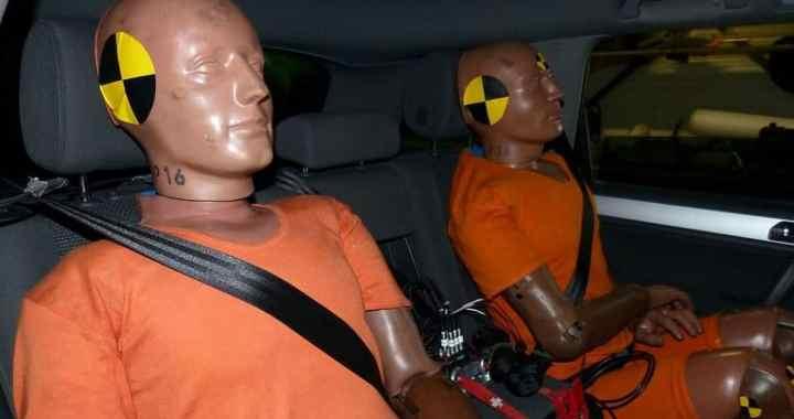 backseat safey