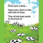 Mary Elizabeth The Spotless Cow Inside Pages Once Upon a time...