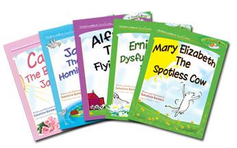 A Sweetles Dream® book series