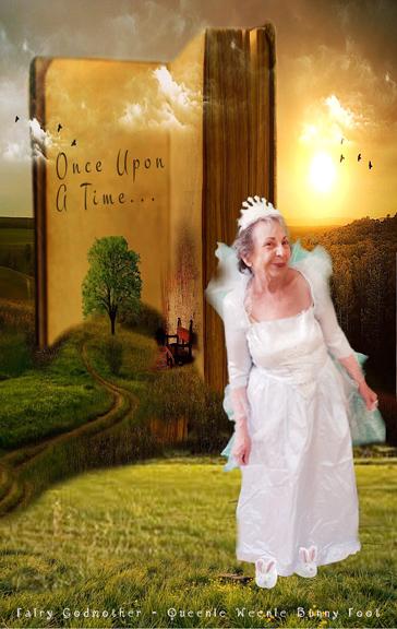Fairy Godmother Queenie Weenie Bunny Foot in Storyland from Sweetles® TV Show
