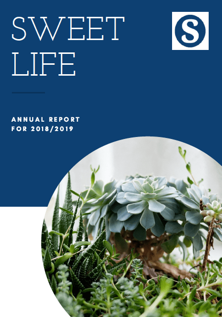sweet life annual report 2018/2019