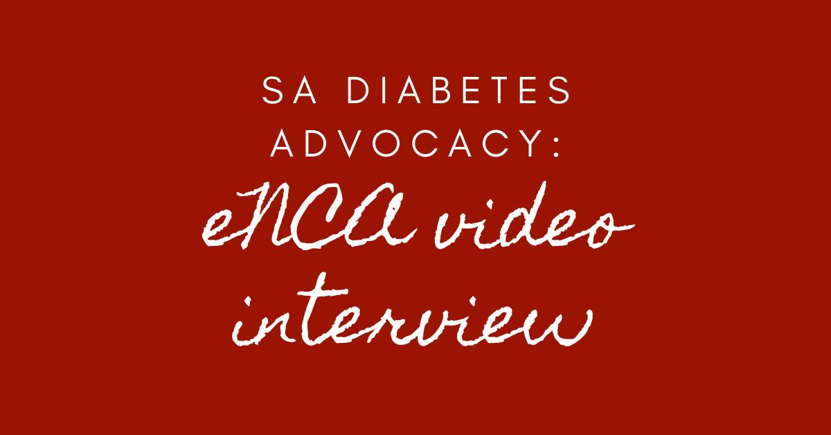 sa diabetes advocacy video