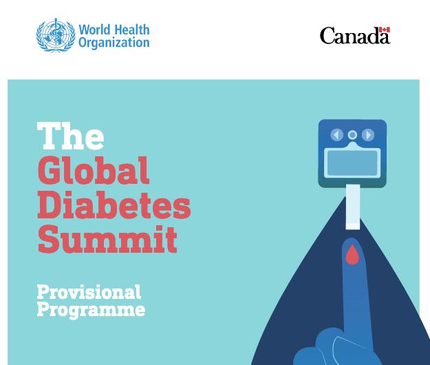 the global diabetes summit