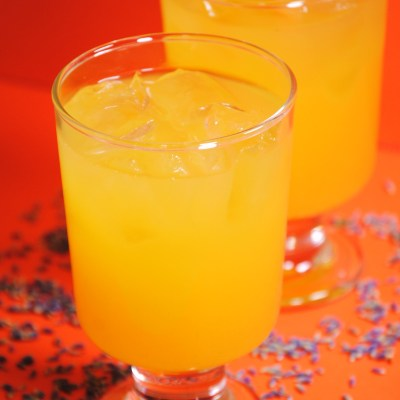 Lavender Citrus Cooler