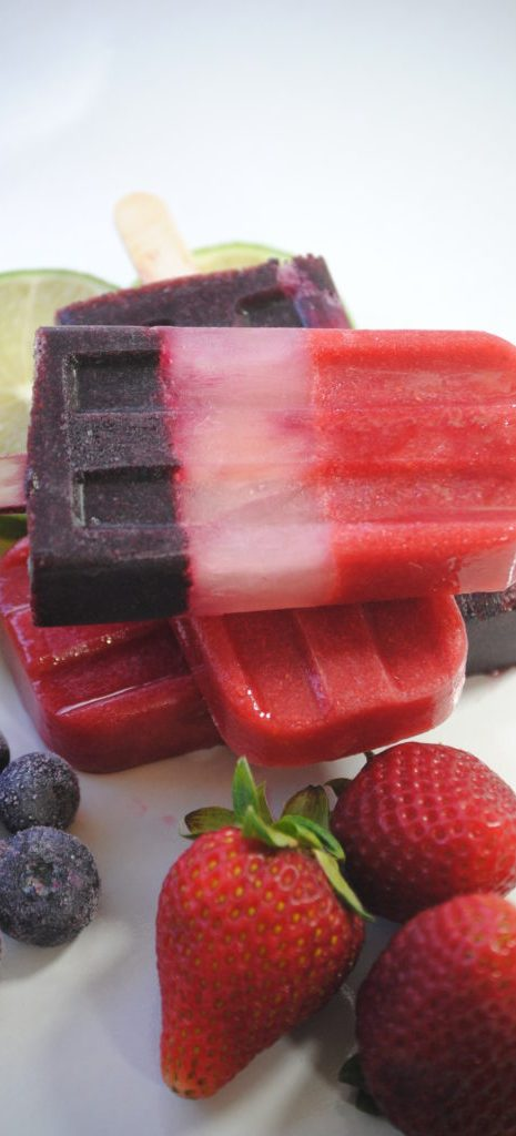 4th of July Fruit Bars