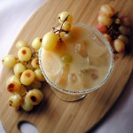 Roasted Grape Margarita