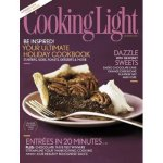 Giveaway! Win a 1yr Subscription to Cooking Light Magazine!
