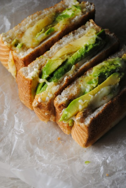 Avocado Grilled Cheese Sandwich #ILoveAvocados # ...