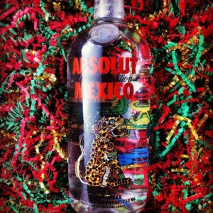 Absolut Vodka Mexico Limited Edition
