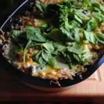 Hatch Chile and Cheese Rice {Chinet Giveaway}