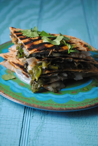 Quesadilla recipe from sweetlifebake.com