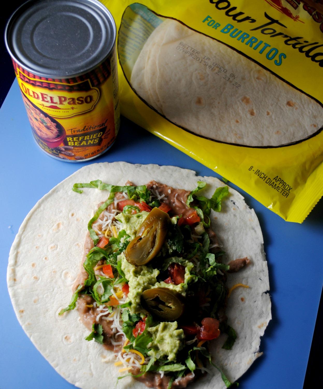 Seven-layer-burrito-VianneyRodriguez-OldElPaso
