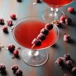Cranberry Chipotle Martinis