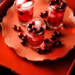 Sparkling Cranberry Tea Cocktails