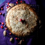 Cranberry-Pecan Coffee Cake {Giveaway}