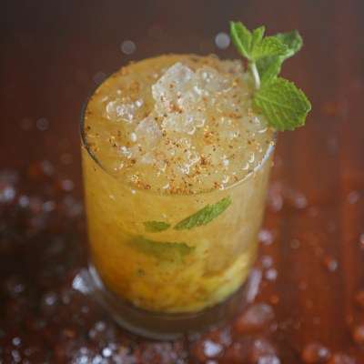 Mango Chile Mint Julep