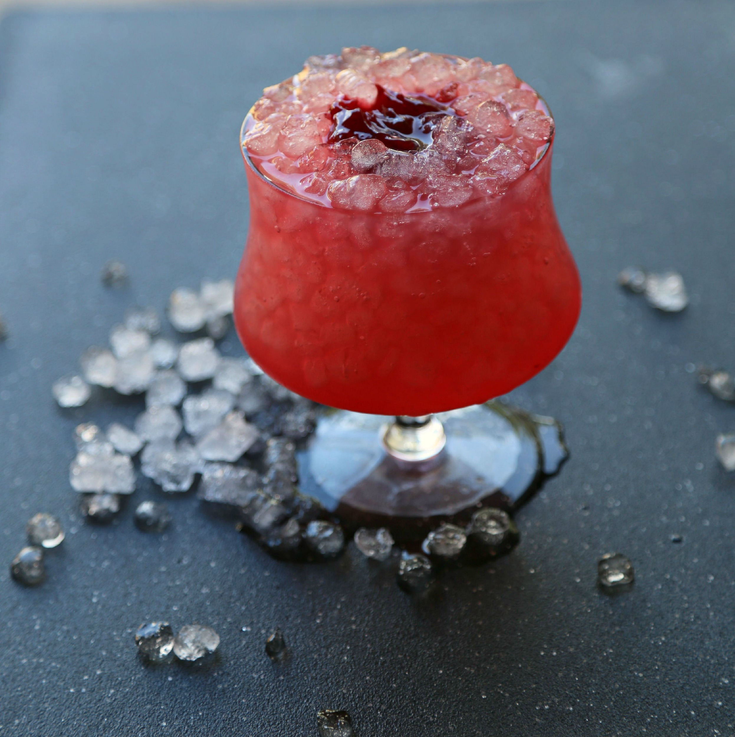 Hibiscus jam cocktail sweet life for Cocktail hibiscus