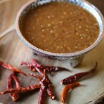 Toasted Chile de Arbol Salsa