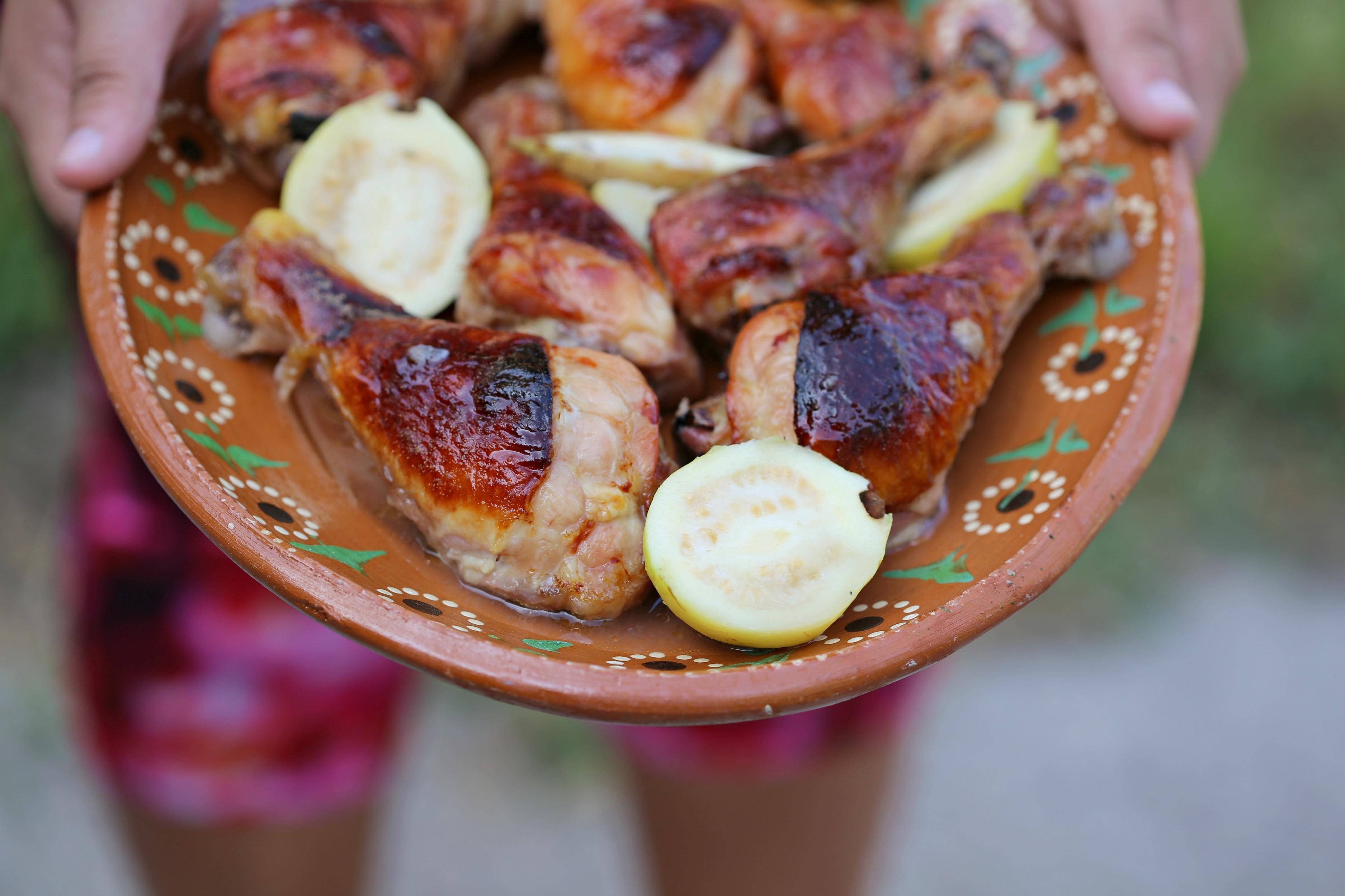 guava-baked-drumsticks-vianneyrodriguez-sweetlifebake