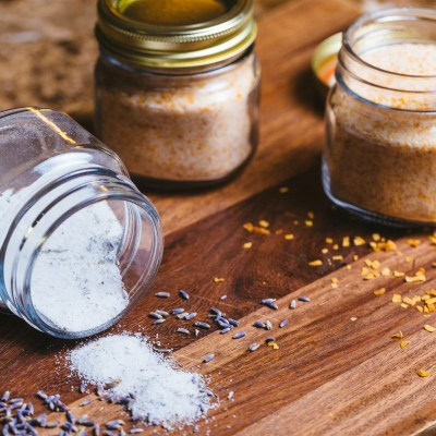 How to Make Flavored Sugar (Lavender & Toasted Coconut)