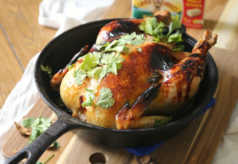 Tamarind Cumin Roast Chicken