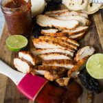 Easy Chipotle Ketchup Marinade for Grilled Chicken