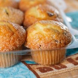 Chocolate chip muffins-1