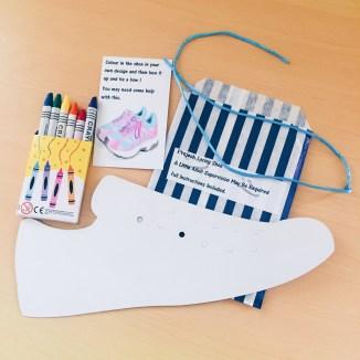 Project: Lacing Shoe