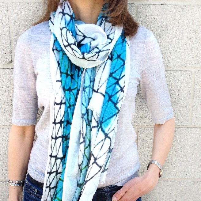 Kala Wearable Art Scarf