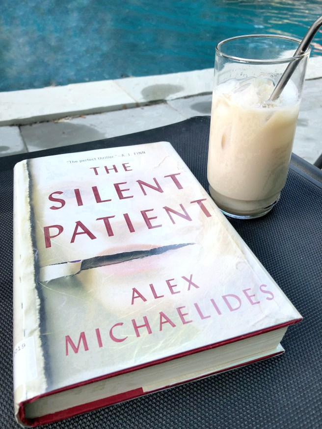 The Silent Patient by Alex Michaelides