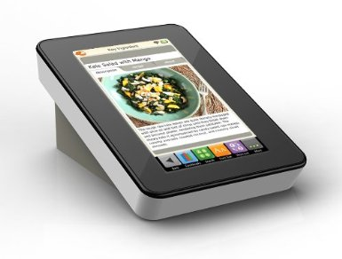 key ingredient recipe reader digital