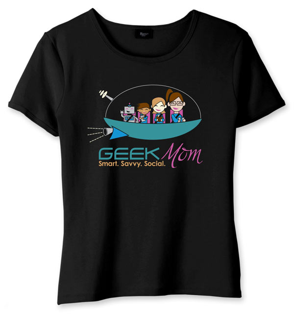 geek mom shirt
