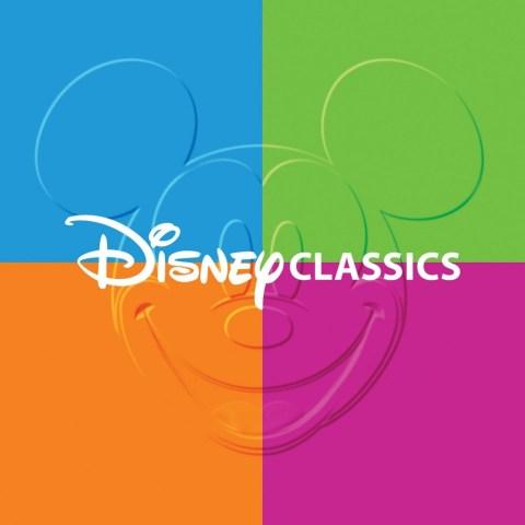 disney classics cd collection
