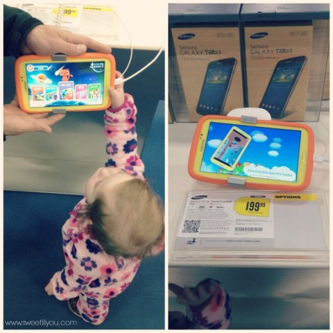 Cool Tech products for kids Samsung Galaxy Tab 3 kids at Best Buy #OneBuyForAll #shop #cbias