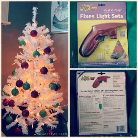 LIGHTKeeper Pro Christmas tree lights