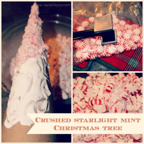 crushed starlight mint christmas tree holiday decorating with Price chopper and sweetlilyou #Shop #HolidayAdvantEdge
