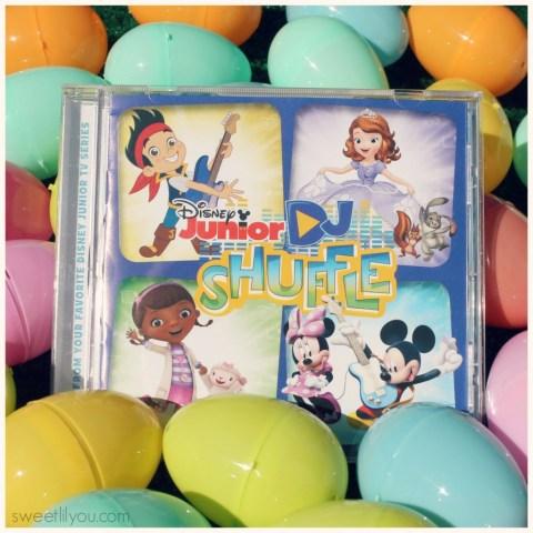 Disney Junior DJ Shuffle CD Sing IntoSpring!