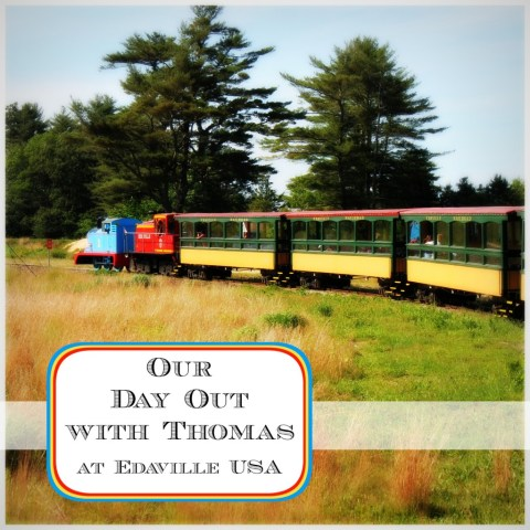 Day out with thomas edaville usa