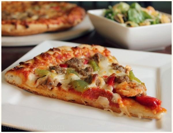 Delicious DIGIORNO® Design A Pizza Kit #DesignAPizza #Digiorno  #shop #cbias
