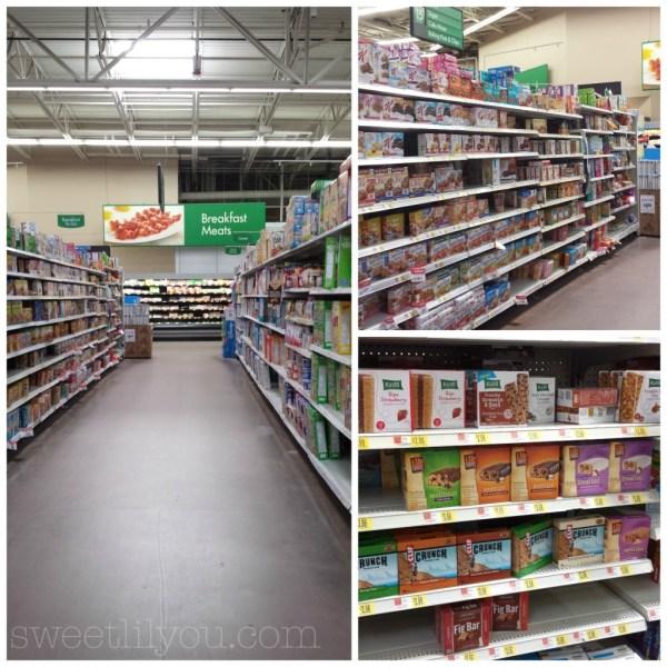 Life Choice Bars available in your Walmart cereal aisle #BarNutrition #shop