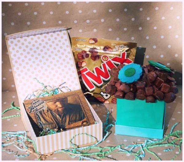TWIX Bites  bouquet anniversary gift #eatmorebites #shop
