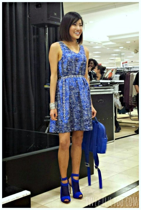 Cobalt Blue #FashionRocks Macys