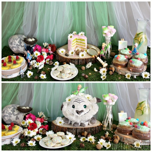 Tinker Bell and the Legend of the NeverBeats! A fun party theme! From sweetlilyou.com