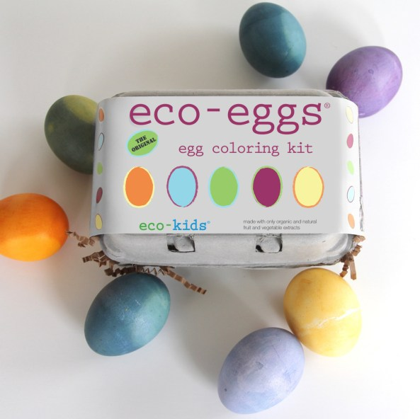 eco-eggs coloring kit