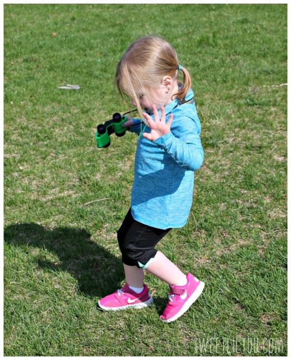 Toddler no more photos please