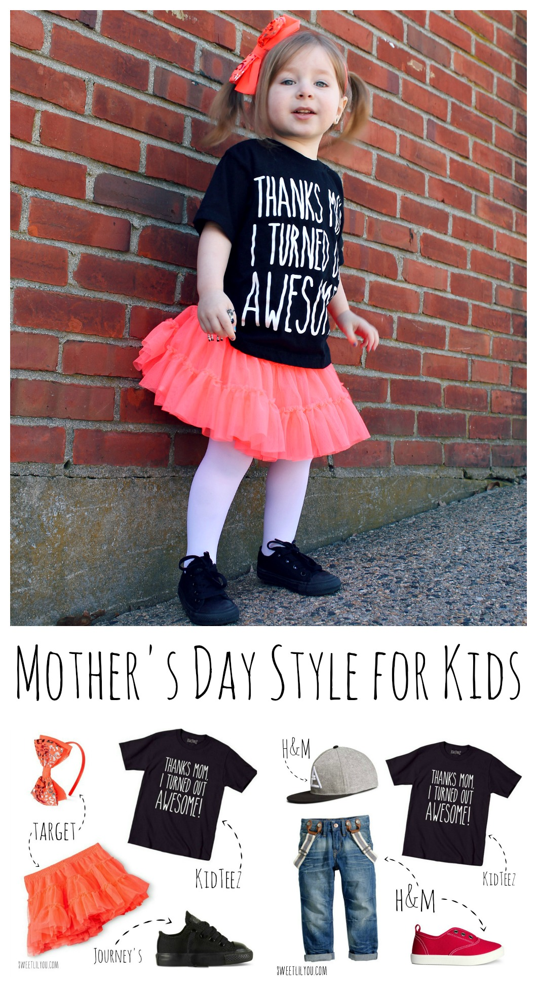 c5deec707 Today's Mircofashion Monday theme is Mother's Day!! We're all about the cute  mommy themed graphic tees!