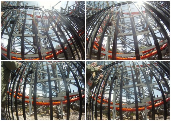 Avery's photos of WIcked Cyclone