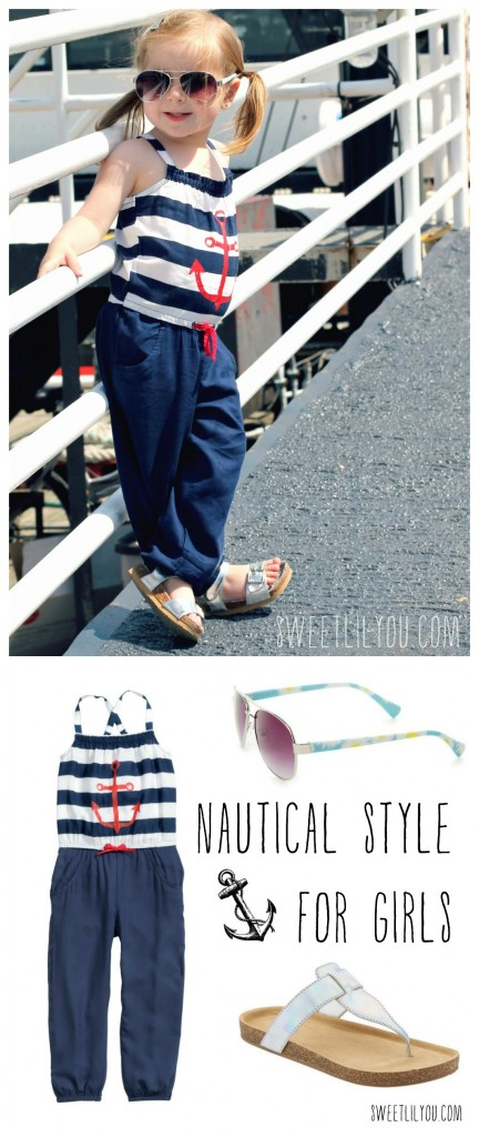 Nautical Style for Girls - Microfashion - Summer Style