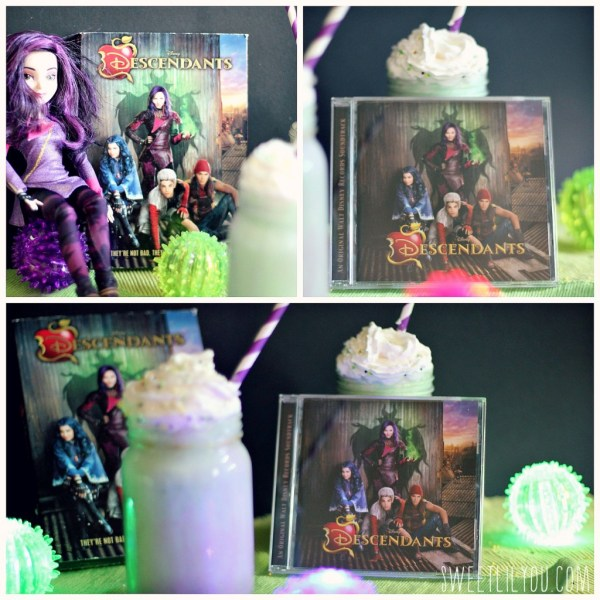 Disney's Descendants on DVD and the Soundtrack